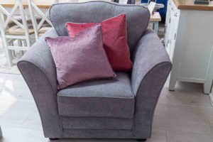chair, armchair, living room, sitting, comfortable, soft, fabric, leather, furniture, Navan, Ireland