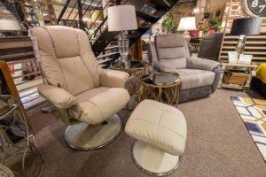 chair, armchair, footstool, fabric, leather, soft, comfortable, modern, coffe table, footstool, fabric, leather, nest table, modern, furniture, Navan, Ireland, lamp, cristal