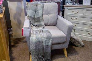 armchair, fabric, soft, comfortable, leather, furniture, Navan, Ireland
