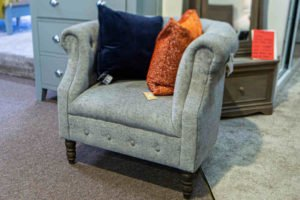 armchair, fabric, soft, comfortable, leather, furniture, Navan, Ireland
