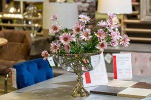 glass vase, flower pot, candle holder, home decoration, Ireland, Navan, Furniture