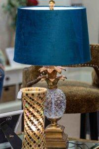 lamp, light, vase, home decoration, furniture, Ireland, Navan