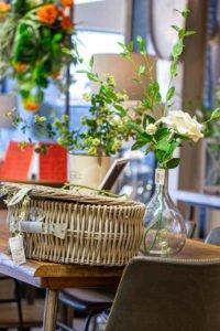 basked, vase, glass, decoration, home, Ireland, furniture, Navan