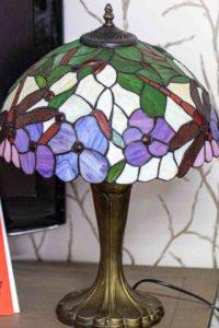 desk lamp, vintage lamp, home decoration, Ireland, furniture, Navan